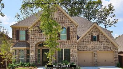 Frisco Single Family Home For Sale: 2192 Savannah Oak Road