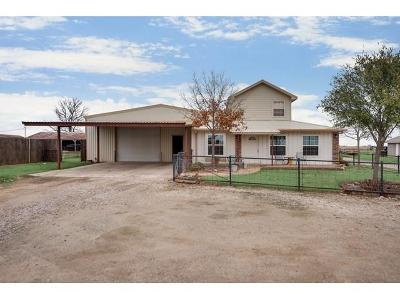 Krum Single Family Home For Sale: 8022 Jackson Road
