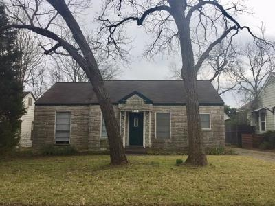 Dallas Single Family Home For Sale: 8714 Santa Clara Drive