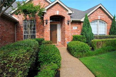 Southlake Single Family Home Active Option Contract: 901 Midland Creek Drive