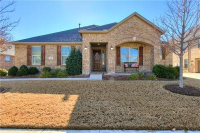 Prosper Single Family Home For Sale: 360 Darian Drive