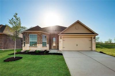 Denton Single Family Home For Sale: 4612 Shy Creek Lane