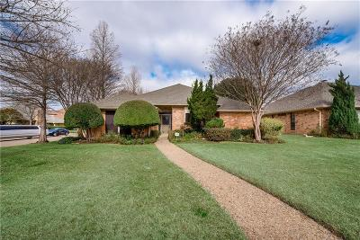 Addison Single Family Home For Sale: 3911 Bobbin Lane