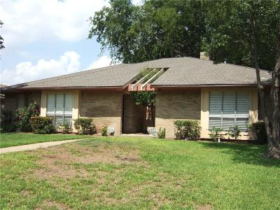 Richardson Single Family Home For Sale: 413 Sheffield Drive