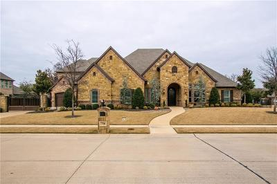 Colleyville Single Family Home Active Option Contract: 716 Duns Tew Path