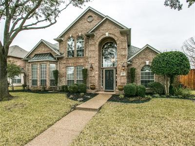 Coppell Single Family Home For Sale: 137 Kingsridge Drive