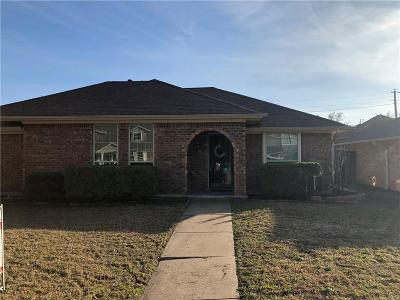 Wylie Single Family Home For Sale: 601 Stoneybrook Drive