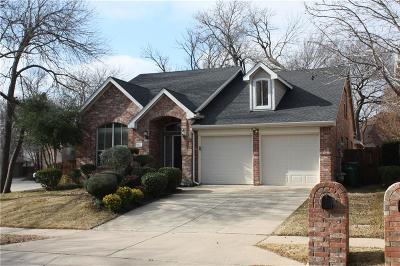 McKinney Single Family Home For Sale: 701 Wooded Creek Lane