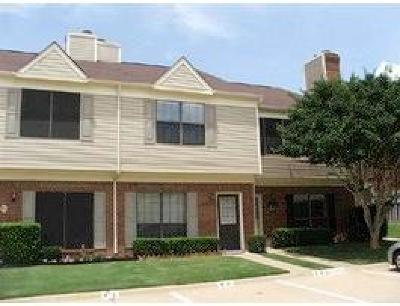 Coppell Condo For Sale: 230 Samuel Boulevard #8