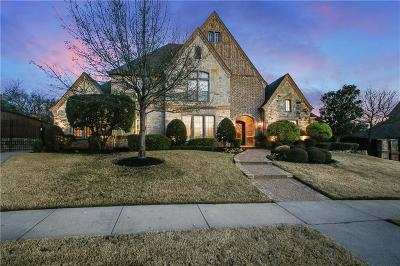 Southlake Single Family Home For Sale: 609 Chapel Court