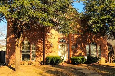 Cedar Hill Single Family Home For Sale: 1600 Summers Drive