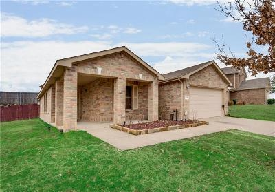 Cedar Hill Single Family Home Active Option Contract: 1339 Foster Street