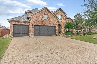 Prosper Single Family Home For Sale: 961 Fox Ridge Trail