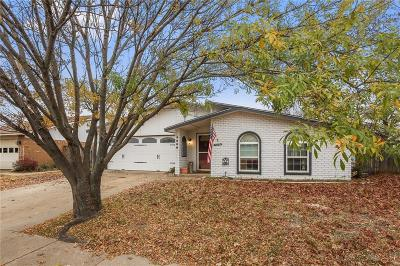 Hurst, Euless, Bedford Single Family Home For Sale: 3808 Walnut Drive