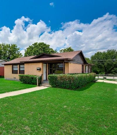 Dallas Single Family Home For Sale: 7603 Woodshire Drive