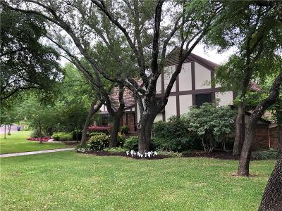 Fort Worth Single Family Home For Sale: 7909 Summit Cove