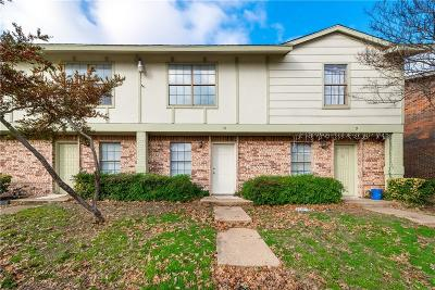 Garland Multi Family Home Active Option Contract: 2010 Cranford Drive #3