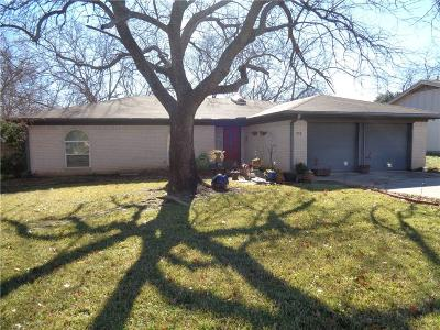 Hurst, Euless, Bedford Single Family Home For Sale: 745 Toni Drive