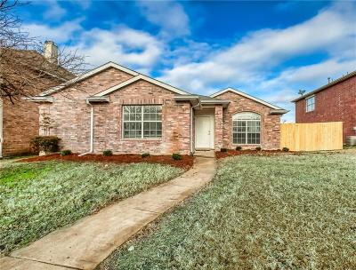 Rockwall Single Family Home For Sale: 111 Wembley Way