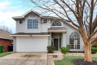 Garland Single Family Home For Sale: 930 Bard Drive