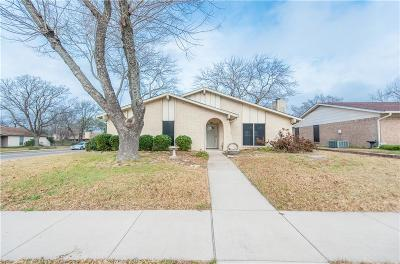 Garland Single Family Home For Sale: 964 Meadowcove Circle