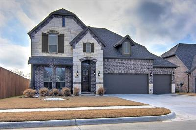 Van Alstyne Single Family Home Active Contingent: 325 Thompson Drive