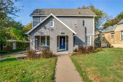 Arlington Heights Single Family Home For Sale: 1816 Frederick Street