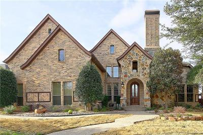 McKinney Single Family Home Active Option Contract: 6816 Thorntree Drive