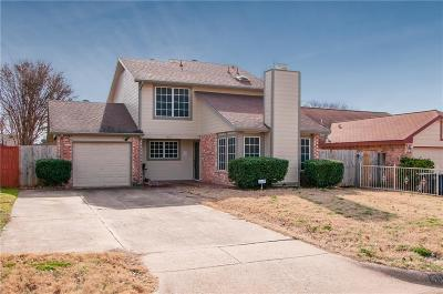 Fort Worth Single Family Home For Sale: 4656 Bracken Drive