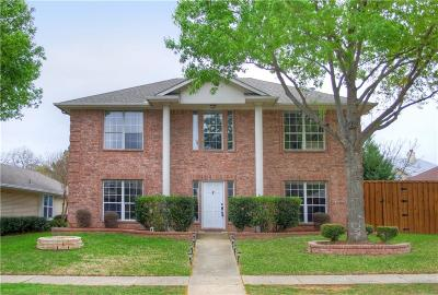 Allen Single Family Home For Sale: 812 Red Tip Drive