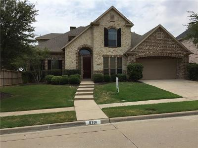 Mckinney  Residential Lease For Lease: 8701 Herns Meadow
