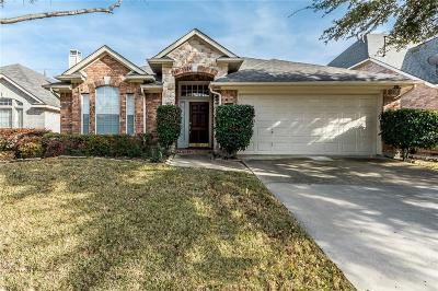 Dallas Single Family Home For Sale: 18656 Gibbons Drive