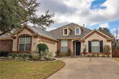 Flower Mound Single Family Home Active Option Contract: 4209 Sandra Lynn Drive