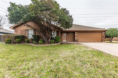 Keller Single Family Home For Sale: 784 Western Trail