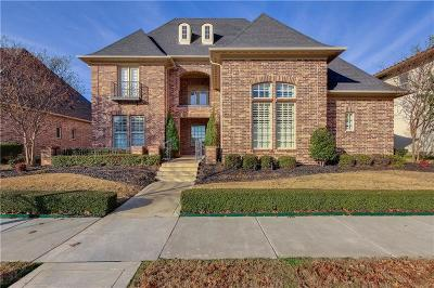 Frisco Single Family Home For Sale: 3688 Greenbrier Drive