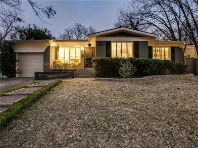 Dallas Single Family Home For Sale: 1010 Tipperary Drive