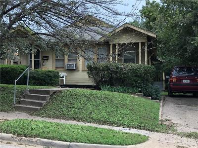 Multi Family Home For Sale: 2228 Vagas Street