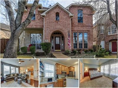 Allen Single Family Home For Sale: 411 Suncreek Drive