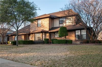 Plano Single Family Home For Sale: 2333 Cross Bend Road