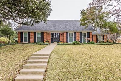 Fort Worth Single Family Home For Sale: 6909 Tumbling Trail