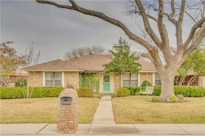 Lewisville Single Family Home For Sale: 1837 Tucson Drive