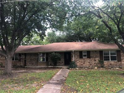 Royse City Single Family Home For Sale: 1008 Walnut Street