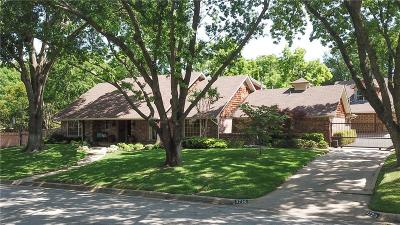 Fort Worth Single Family Home For Sale: 3729 Echo Trail