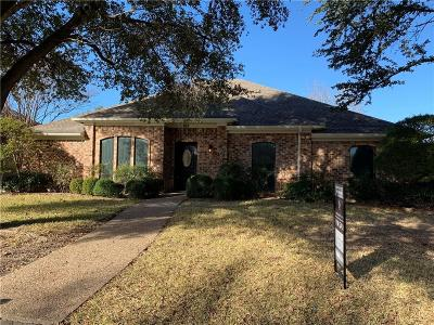Allen Single Family Home Active Option Contract: 917 Sycamore Creek Road