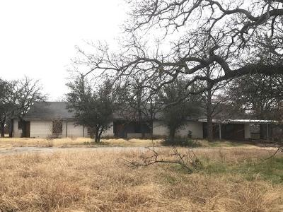 Cisco Single Family Home For Sale: 1302 Highway 183