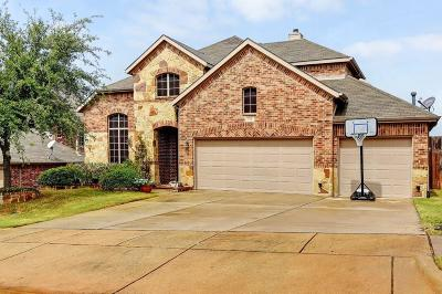 Forney Single Family Home For Sale: 114 Stone Street