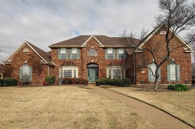 McKinney Single Family Home For Sale: 2940 Cedar Ridge Drive