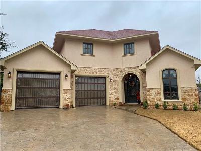 Abilene Single Family Home For Sale: 6381 Huntington Place