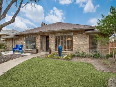 Dallas Single Family Home For Sale: 7104 Claybrook Drive