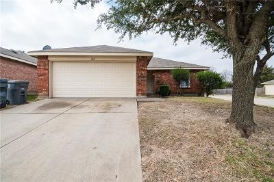 Dallas Single Family Home For Sale: 7815 Buford Drive
